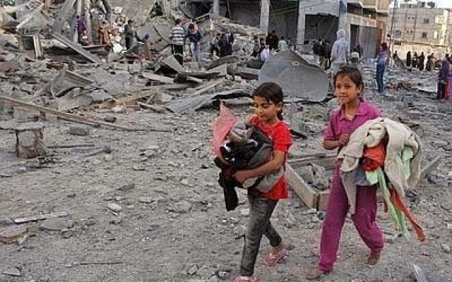Massacro in Palestina: 164 morti, 1.092 feriti. Orfanotrofio bombardato: morti tre bambini disabili #palestina #massacro #orfanotrofio #morti
