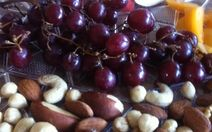 Fruit and Nut Platter Recipe