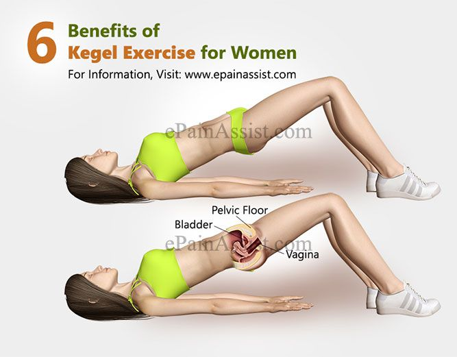 Make exercises vagina tighter to