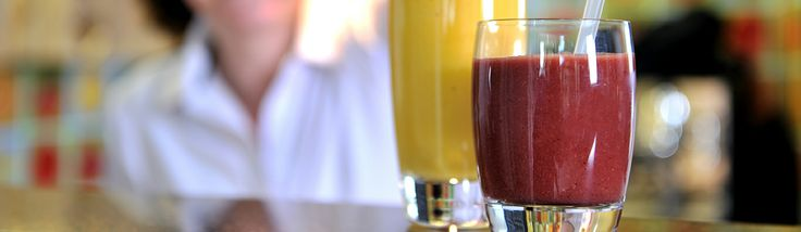 Spa Juice Bar at The Cornwall Hotel, Spa and Estate | Luxury Accommodation | St Austell