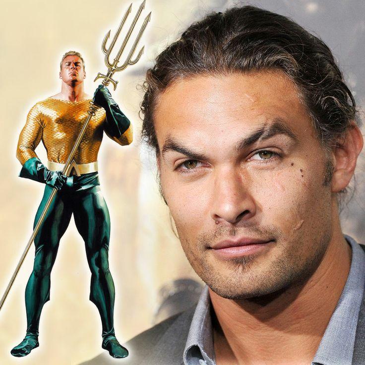 Jason Momoa Zack Snyder Changed Aquaman Look: 71 Best DC Comics Images On Pinterest