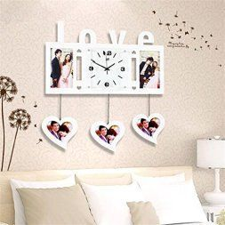 Unique Wall Clocks Make Excellent Pieces Of Home Wall Art Décor. In Fact,  The Right Large Wall Clock Can Truly Elevate Any Room Of Your Home. Part 81