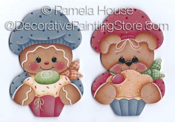 Cupcake Bakers by Pamela House - PDF DOWNLOAD