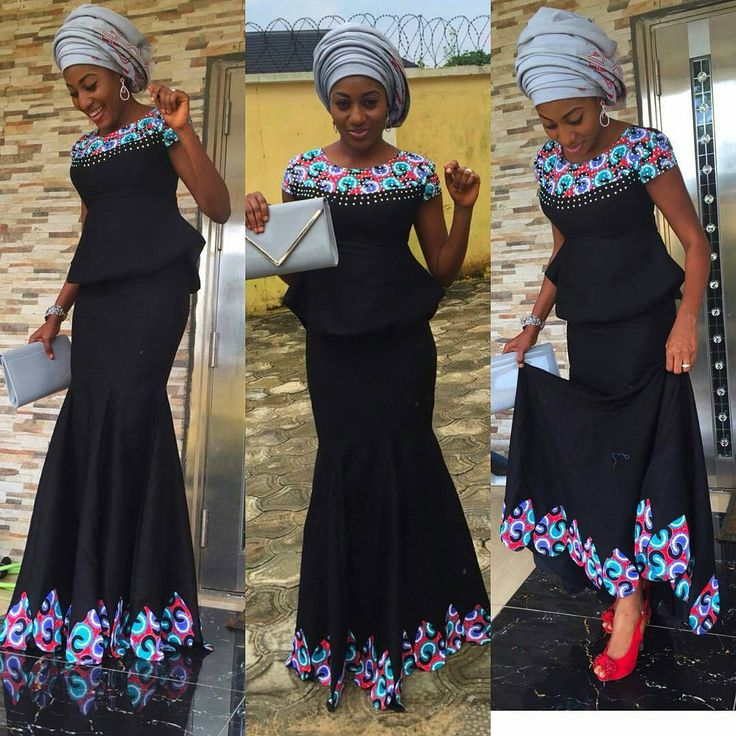 Wedding guests are slaying their Aso-Ebi outfits this 2016 and they keep unfolding new trends! All our style pick is the definition of striking and lovely. The unique fabrics have…