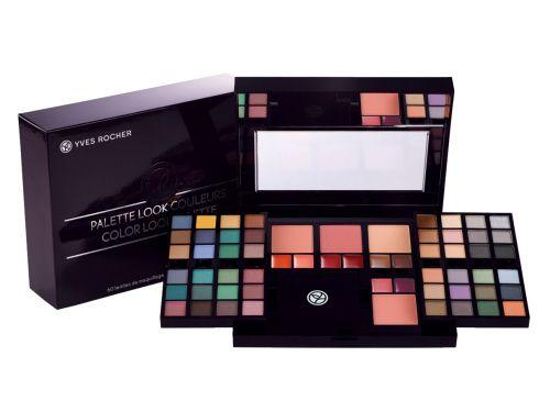 Nueva paleta de maquillaje, en un formato cómodo y práctico con 48 sombras de ojos, 4 coloretes y 8 labiales.