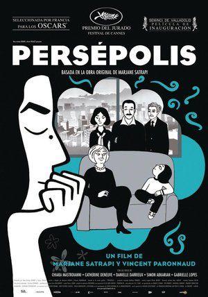 Persépolis - Marjane Satrapi (Gabrielle Lopes) es una niña iraní de 8 años que sueña con ser profeta para salvar el mundo. Querida por sus padres y adorada por su abuela, Marjane sigue atenta l...