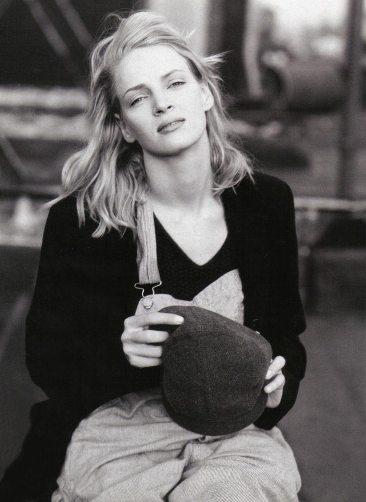 90's Club Kid | Uma Thurman, 1996