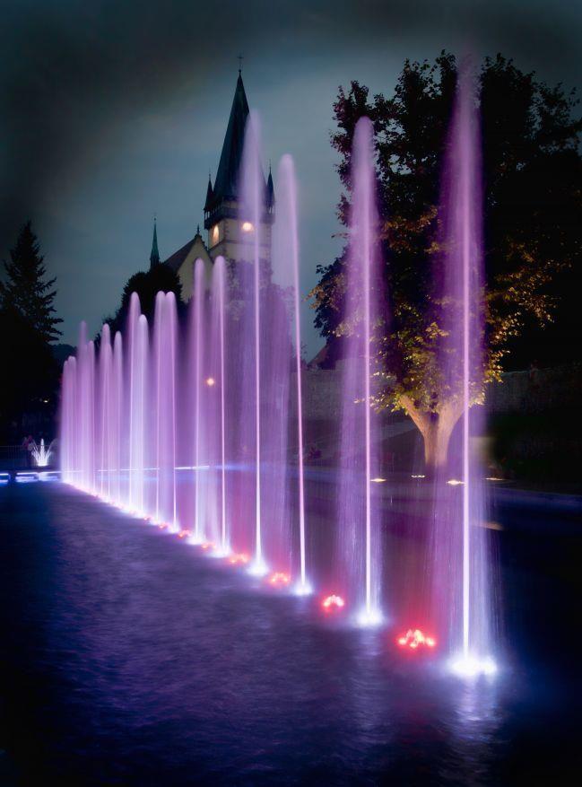 Fontana v Bardejove
