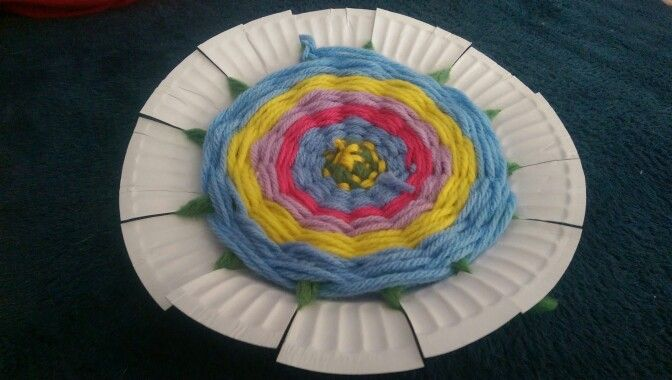 Weave finish