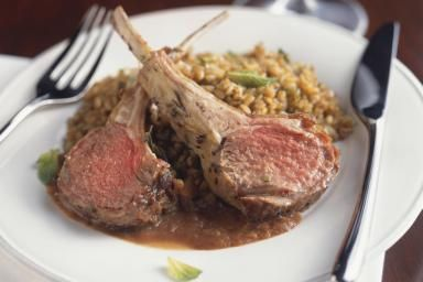 Rack of lamb - StockFood - Brian Leatart/Riser/Getty Images