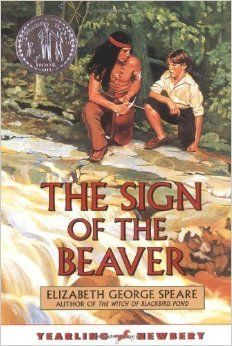 Awesome Literature Circle Book: The Sign of the Beaver by Speare, Elizabeth George published by Yearling (1984): Amazon.com: Books