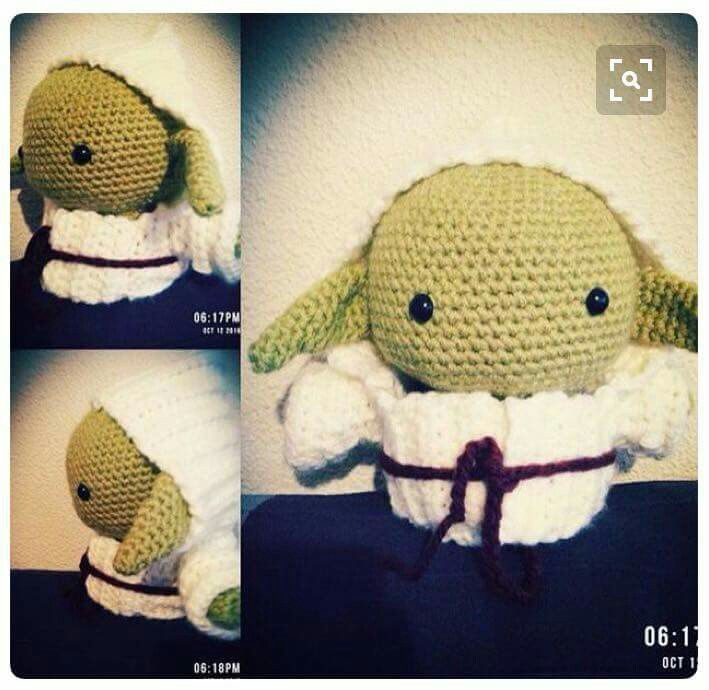 74 best images about star wars amigurumi on Pinterest ...