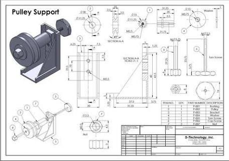 Image Result For Detailed Assembly Drawing Drawing