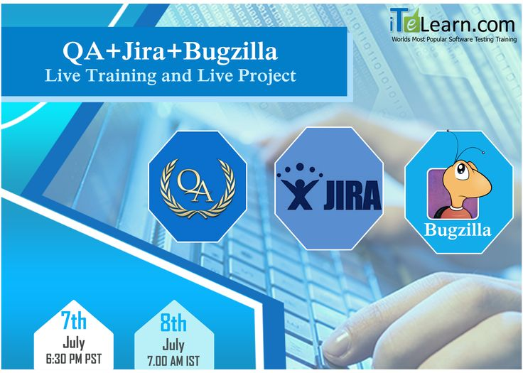 #QA Project Experience to get into your #DreamJOB --------------------------------------------------- http://www.itelearn.com/events/qamanual-live/  (QA+Jira+Bugzilla) Fast track #LiveTraining is one of the most desired testing devices with numerous opportunities. This #LiveProject will help you; know how to build your capabilities with a good project experience to your desired job. Don't miss this amazing opportunity with #ITeLearn to make your dreams come true. Join us for a free…