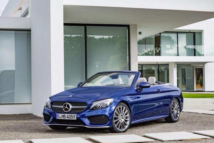 Mercedes-Benz C-class Cabriolet (A205) AMG C 63 (476 Hp) MCT #cars #car #mercedesbenz #cclass #fuelconsumption