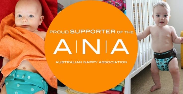 Here is why I support the Australian Nappy Association. A cloth nappy advocacy group.