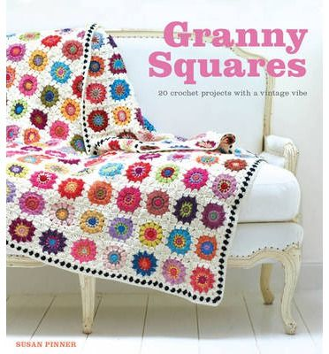 Includes 20 projects based on 8 granny square shapes. Packed full of tips and problem solving for beginners, this title features small, crocheted squares that can be made in a huge variety of patterns and colourways that become the building blocks for an array of different projects.