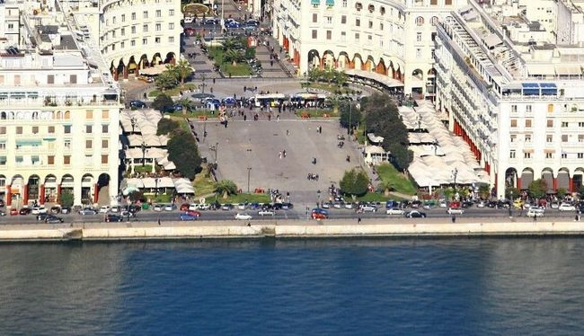 Thessaloniki Rising as Choice Tourist Destination.