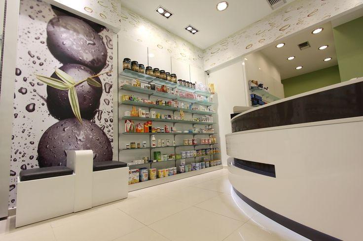 120 best images about retail design pharmacy on pinterest for Modern pharmacy design