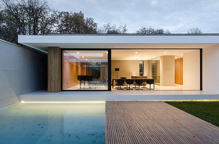 residencial archivos interiores revista online de diseo interior minimalista houses modernist pinterest