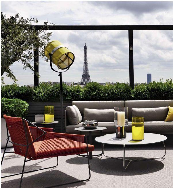 17 best images about oasiq outdoor collections on pinterest coins club chairs and paris - Le cedre rouge paris ...