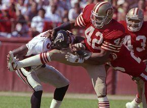 Ronnie Lott, San Francisco 49ers