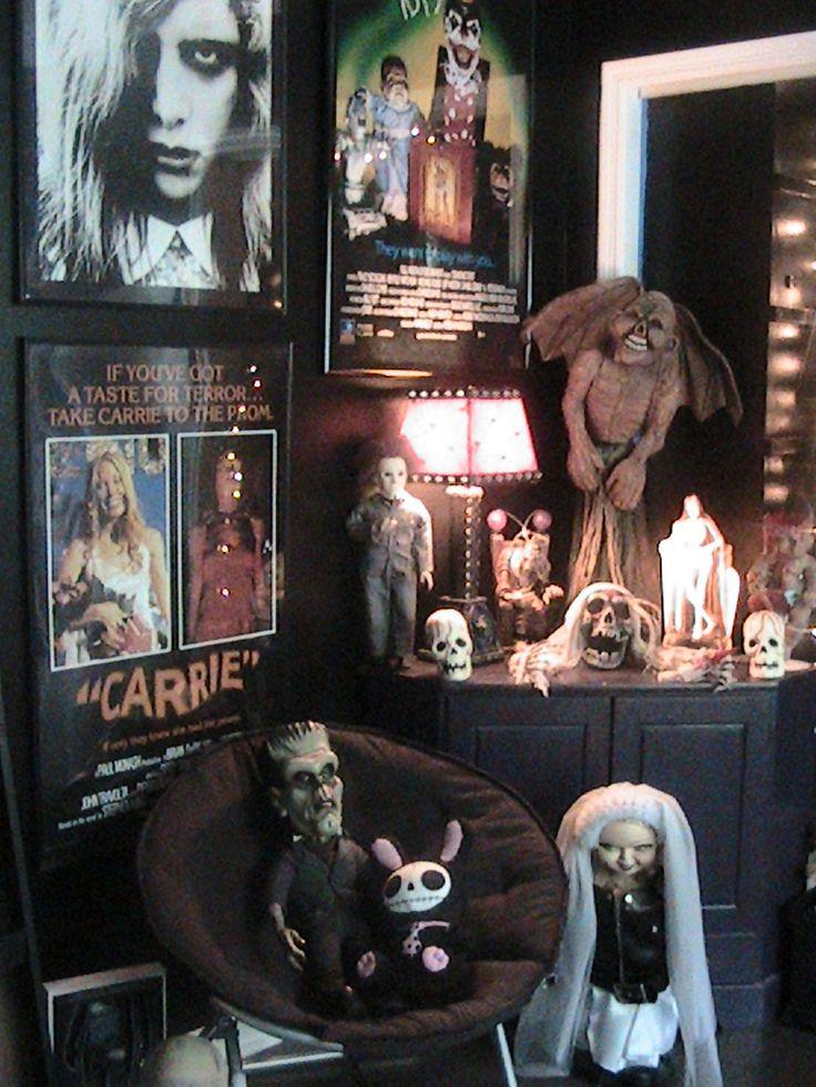 Best 25 Horror Decor Ideas On Pinterest Gothic Room Home Decorators Catalog Best Ideas of Home Decor and Design [homedecoratorscatalog.us]