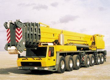 Mobile Crane, Telescopic Crane, Demag Cranes, Crane Hire, Crawler Crane