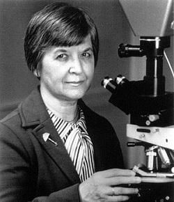 """Stephanie L. Kwolek - chimist - """"Weak sex"""" doesn't mean you can't invent the strongest fiber fabric ever."""