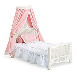 American Girl® Furniture: Samantha's Bed & Bedding