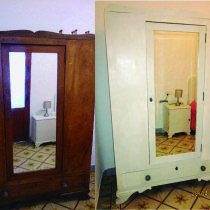 Restaurar un armario antiguo restaurar pinterest - Restaurar armario ...