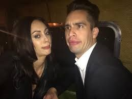 Brendon Urie and Sarah