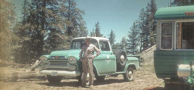 Working Class - The American Pickup | Rockabilly Rules Magazin