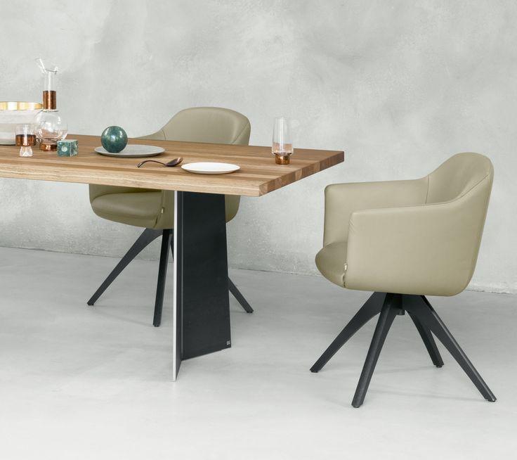 Rolf Benz   640   voor urenlang tafelen en natafelen 3Comfy #Interior #Inspiration #kokwooncenter #201605