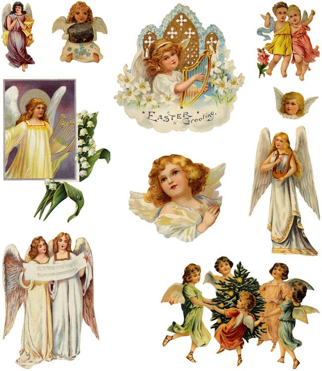 Angel Printable  Welcome to Dover Publications