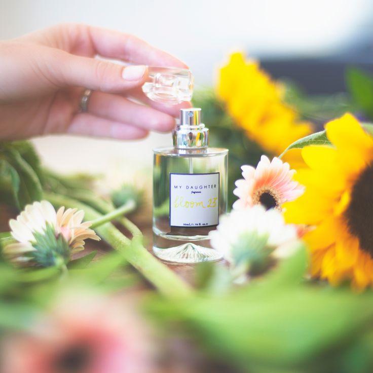 Bloom 23 Fragrance #beauty #greenbeauty #fragrance #orgainc #natural