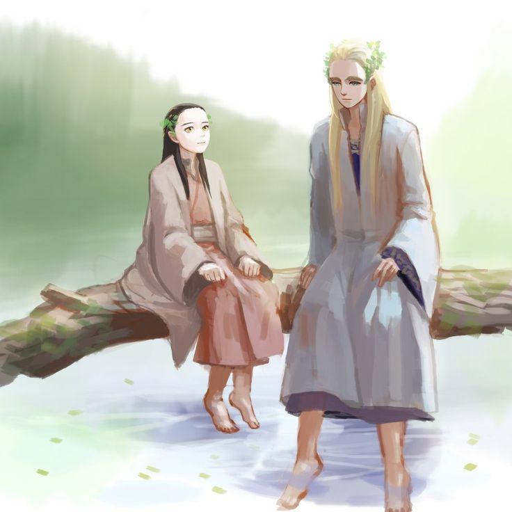 Elrond & Thranduil