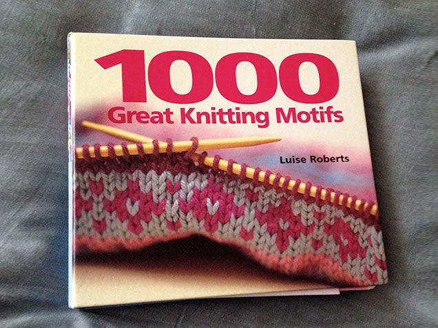 1000 Great Knitting Motifs By Luise Roberts