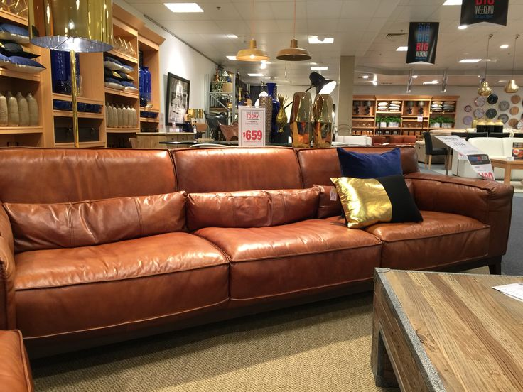 Reno 3.5 seater couch from Domayne