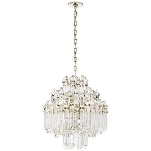 17 best suzanne kasler images on pinterest circa lighting adele four tier waterfall chandelier by suzanne kasler circa lighting mozeypictures Gallery