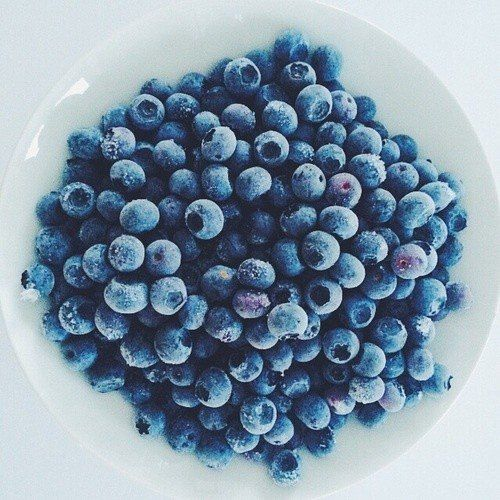 Blueberries. One of my favorite foods and snacks.