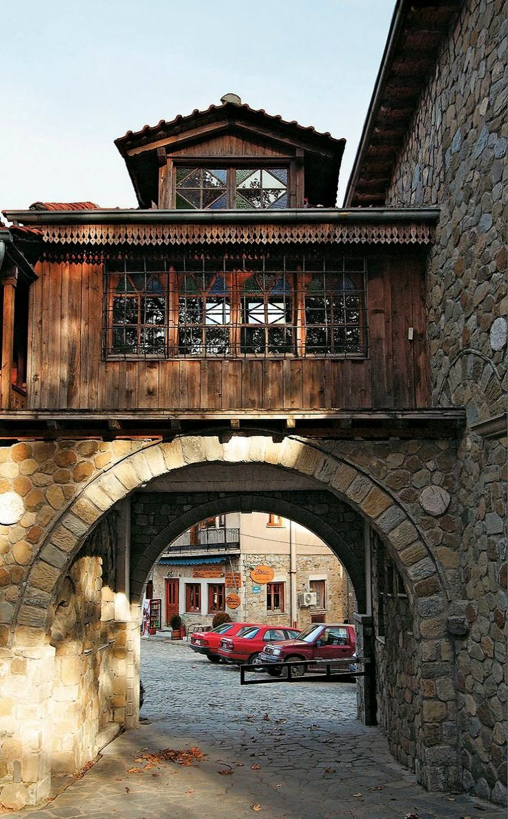 Metsovo, Epirus, Greece