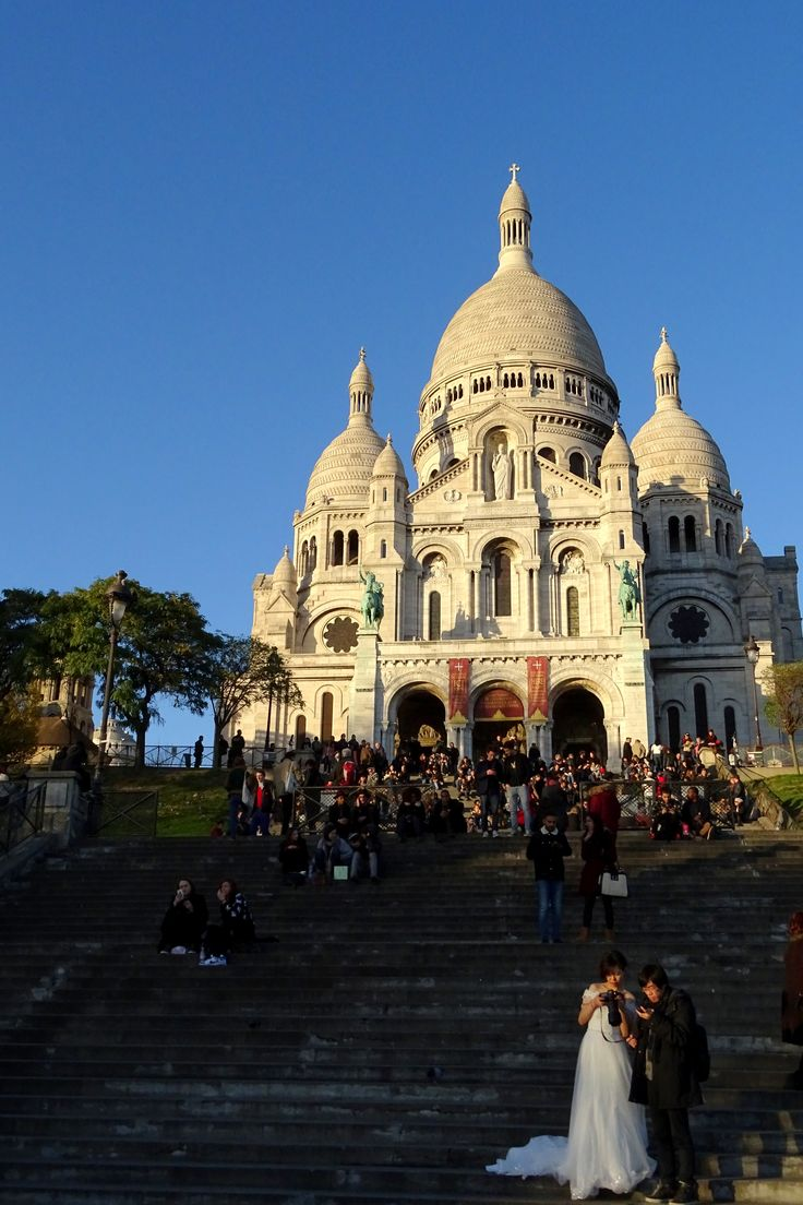 Stunning place - Basilica of Sacré-Cœur (Paris)