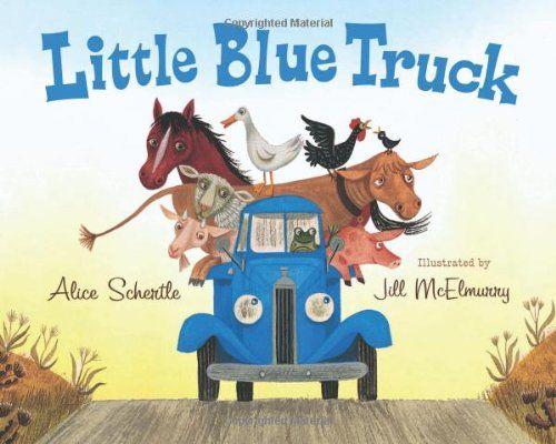 Little Blue Truck Board Book by Alice Schertle http://www.amazon.com/dp/0547248288/ref=cm_sw_r_pi_dp_-1bdvb1GPATHQ