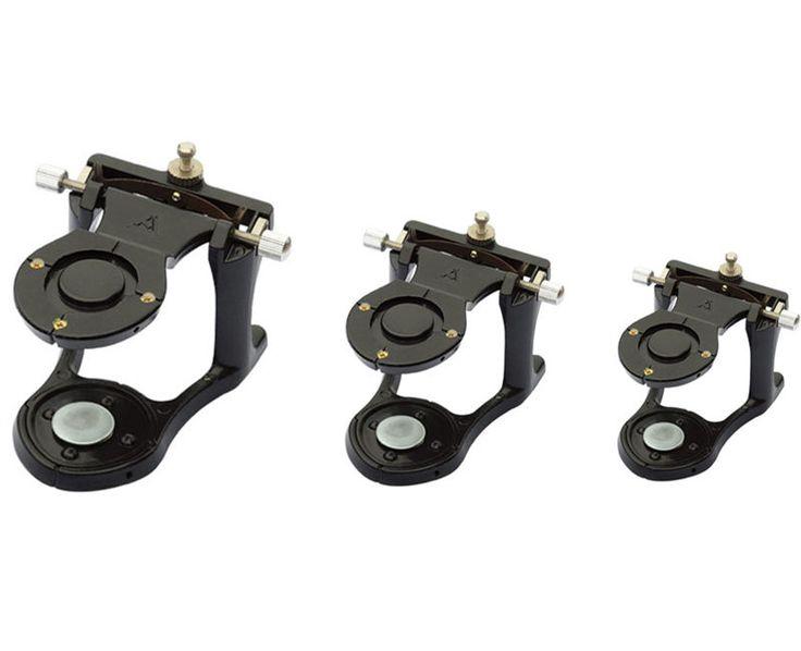 3Pcs Dental Teeth Magnetic Adjustable Small Articulator for dental Lab Equipment #JT