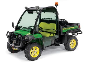 John Deere GATOR - couldn't get by without this at our place...