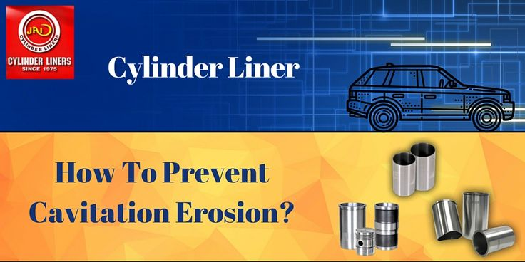 Is there anything like #cylinder #liner cavitation erosion?