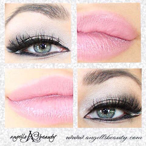 Super Natural mink lashes from Angells Beauty   Shipping worldwide www.angellsbeauty.com