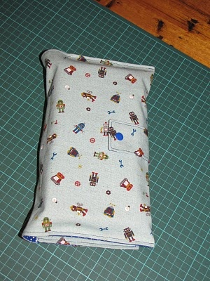 And so, I sew: Nappy Wallet Tutorial