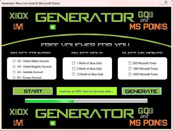 Minecraft Xbox One Edition Code Generator | Crafting